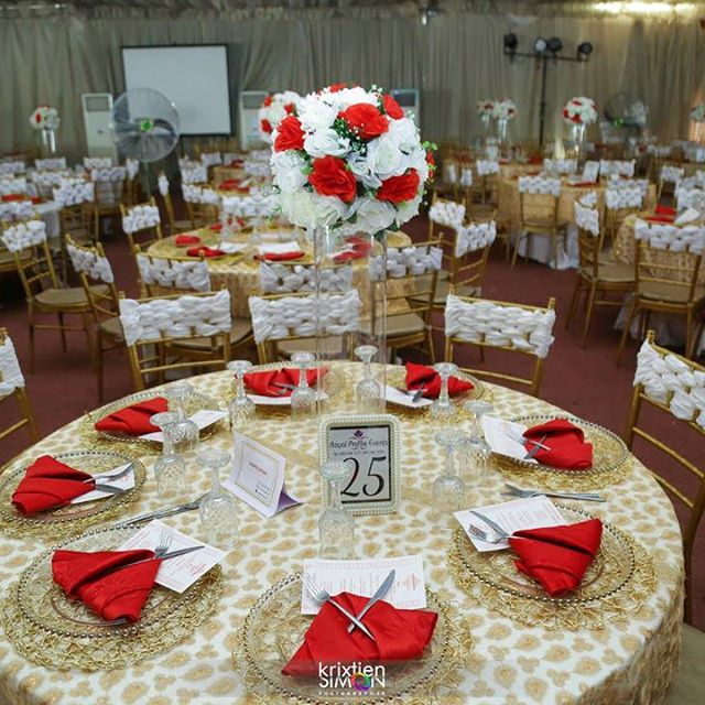 Royal Profile Events Decoration