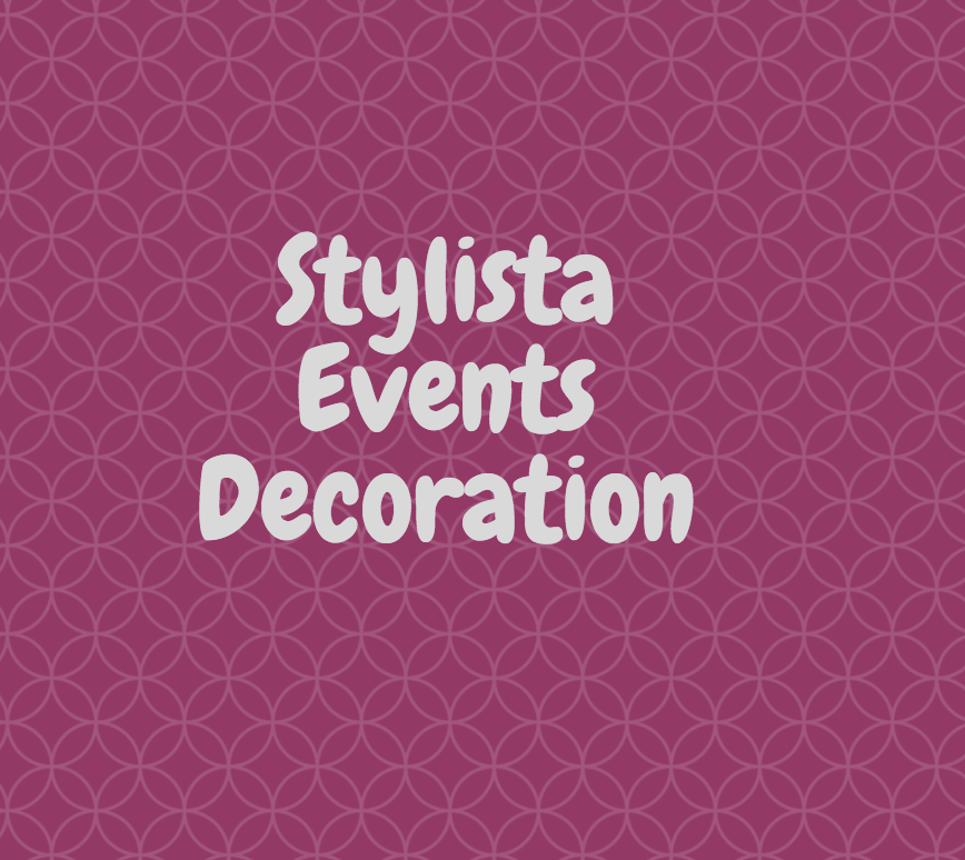 Stylista Events Decor and Rentals