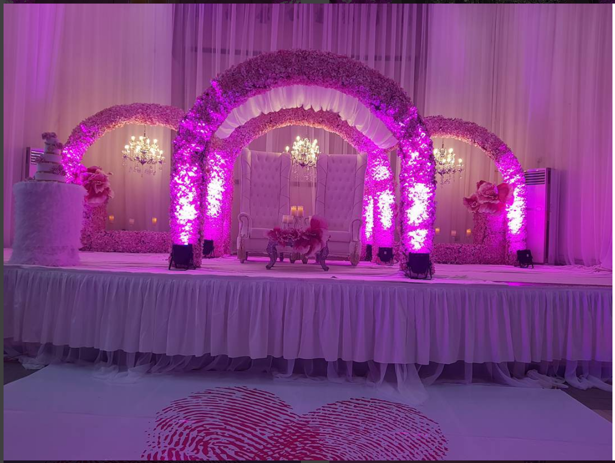 Amazing Stage Decor Designs by Stylista Event Decor